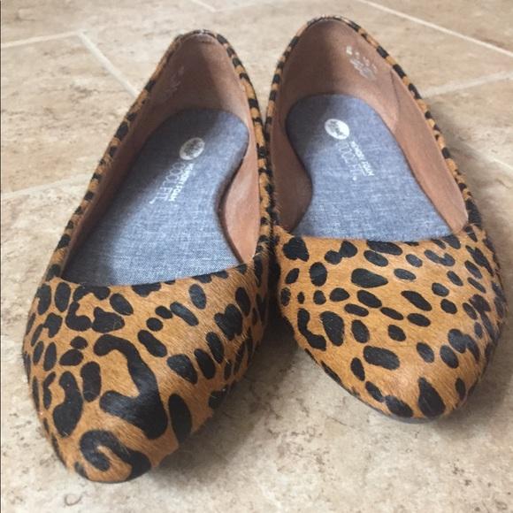 Gorgeous Leopard Flats From Macys
